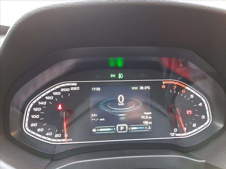 2020 Chery TIGGO 7 1.5 VVT Turbo Iflex TXS