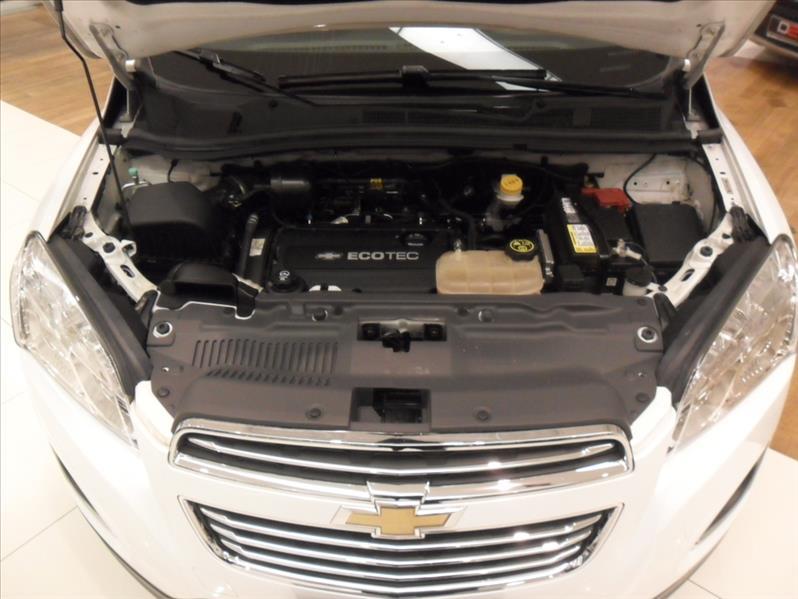 2016 Chevrolet TRACKER 1.8 MPFI LT 4X2 16V
