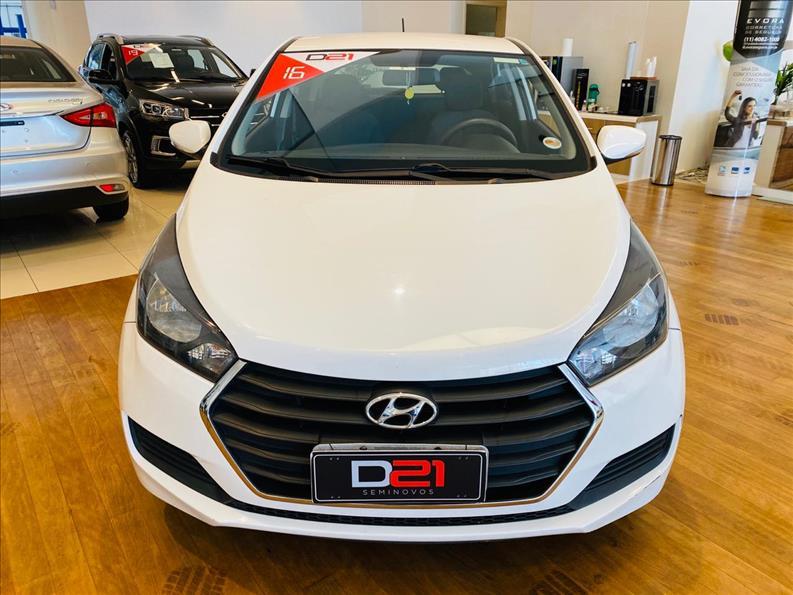 2016 Hyundai HB20 1.0 Comfort Plus 12V