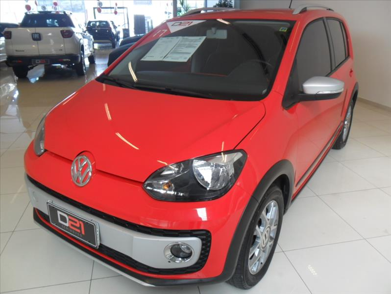 2017 Volkswagen CROSS UP 1.0 TSI 12V