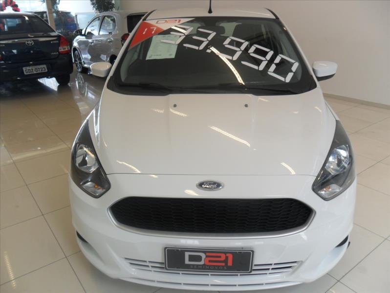 2017 Ford KA 1.0 SE 12V