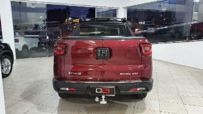 2018 FIAT TORO 2.4 16V Multiair Freedom AT9