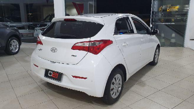 2015 Hyundai HB20 1.0 Comfort Style 12V