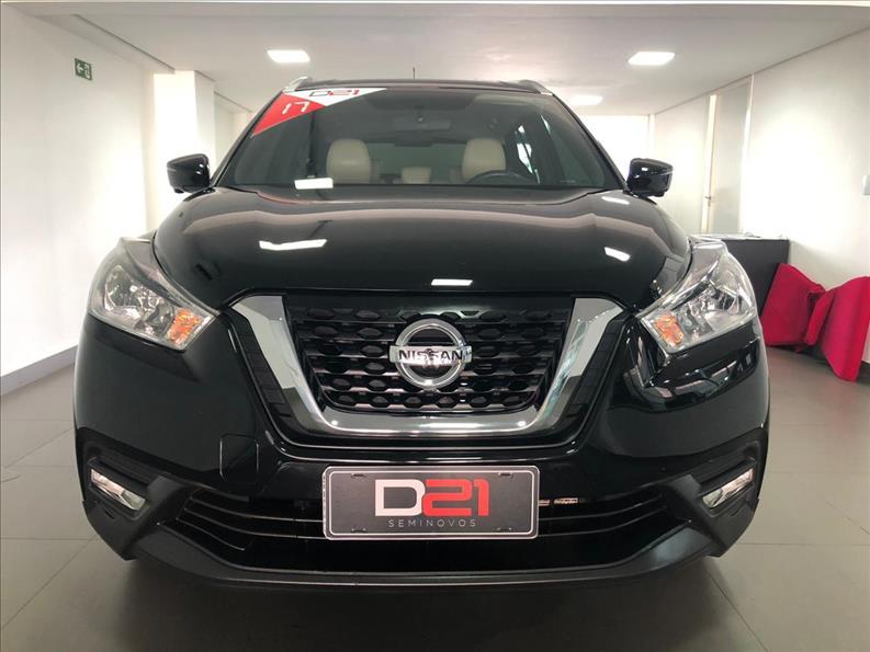 2017 Nissan KICKS 1.6 16vstart SL