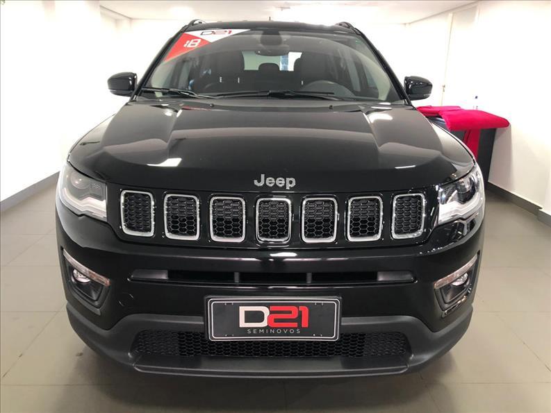 2018 Jeep COMPASS 2.0 16V Longitude