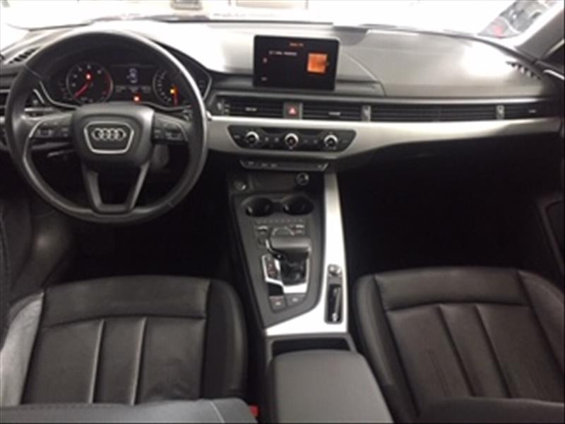 2017 Audi A4 2.0 TFSI Ambiente S Tronic