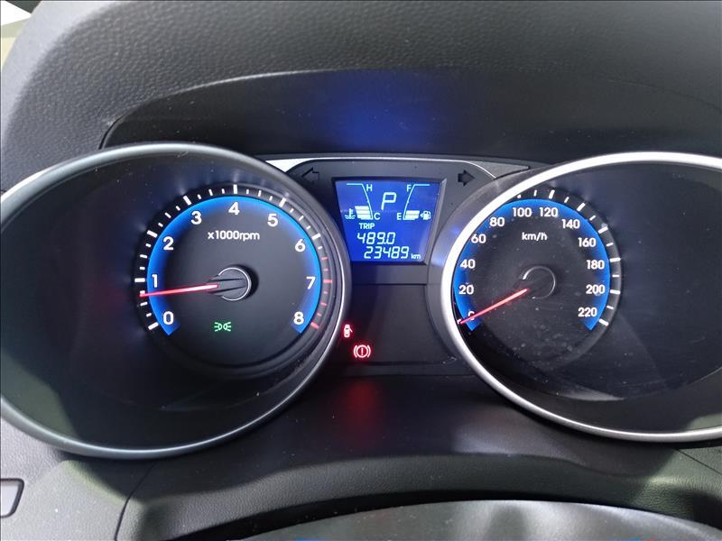 2018 Hyundai IX35 2.0 MPFI GL 16V