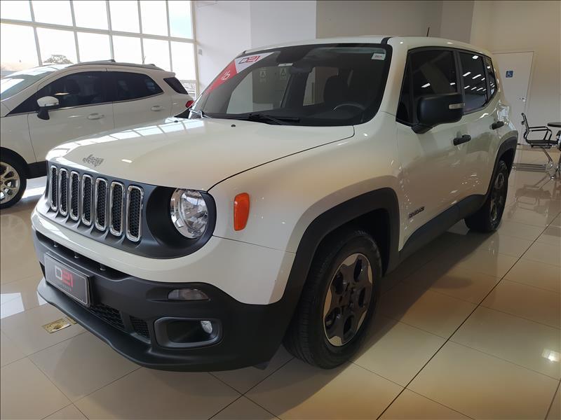 2016 Jeep RENEGADE 1.8 16V Sport