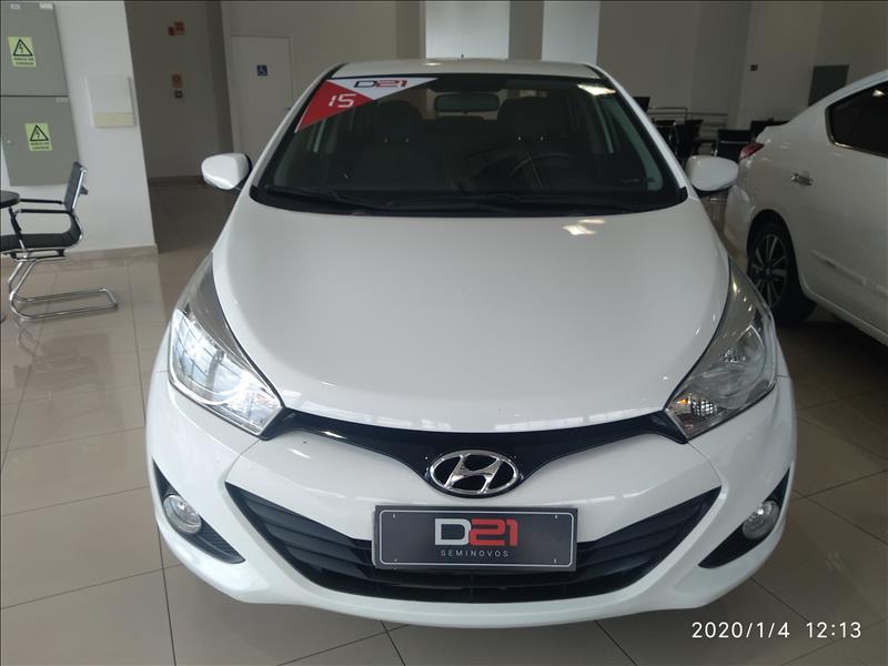 2015 Hyundai HB20S 1.6 Premium 16V