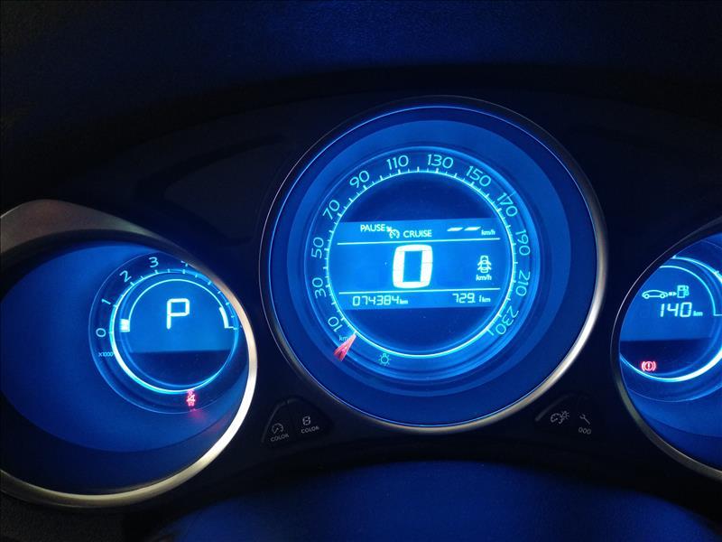 2017 Citro?n C4 LOUNGE 1.6 Exclusive 16V Turbo
