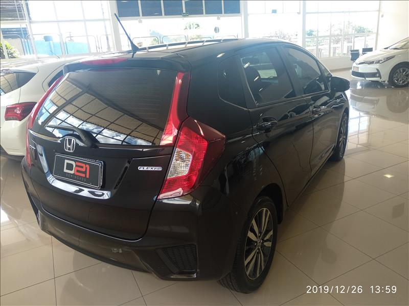2015 Honda Fit 1.5 EX 16V