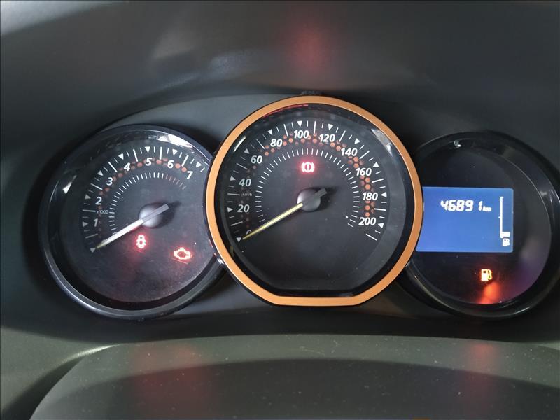 2016 Renault SANDERO 1.6 Stepway 8V