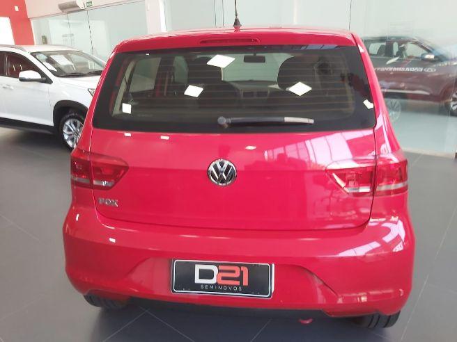 2016 Volkswagen FOX 1.0 MPI Trendline 12V