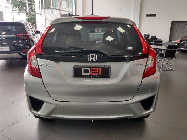 2015 Honda Fit 1.5 LX 16V