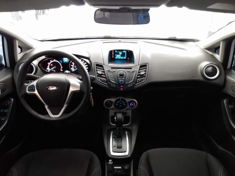2017 Ford FIESTA 1.6 SE Plus Hatch 16V