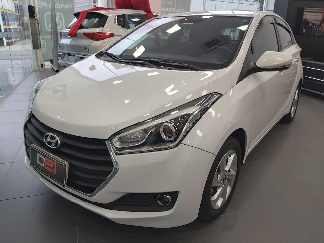 2016 Hyundai HB20 1.6 Premium 16V