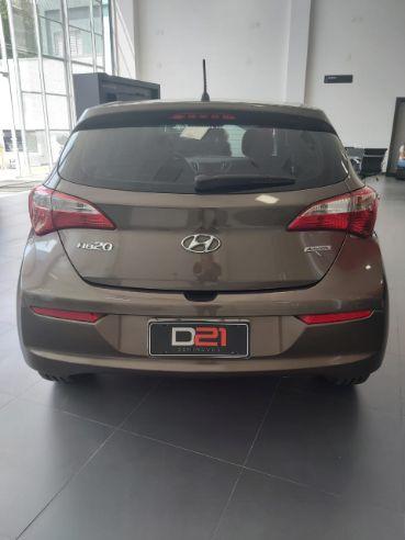 2017 Hyundai HB20 1.6 Comfort Plus 16V