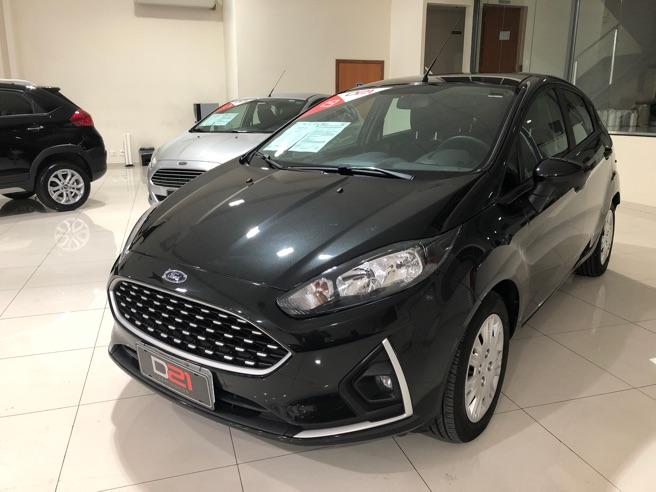 2019 Ford FIESTA 1.6 Ti-vct SE