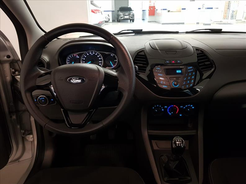 2016 Ford KA + 1.5 Sigma SE