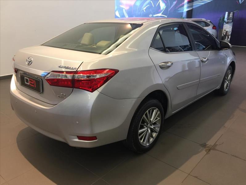 2015 Toyota COROLLA 2.0 Altis 16V