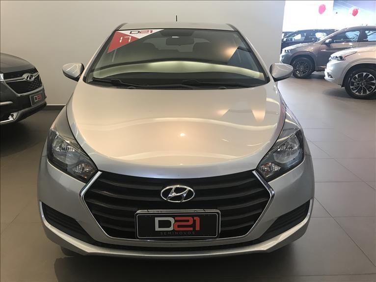 2017 Hyundai HB20 1.0 Comfort 12V