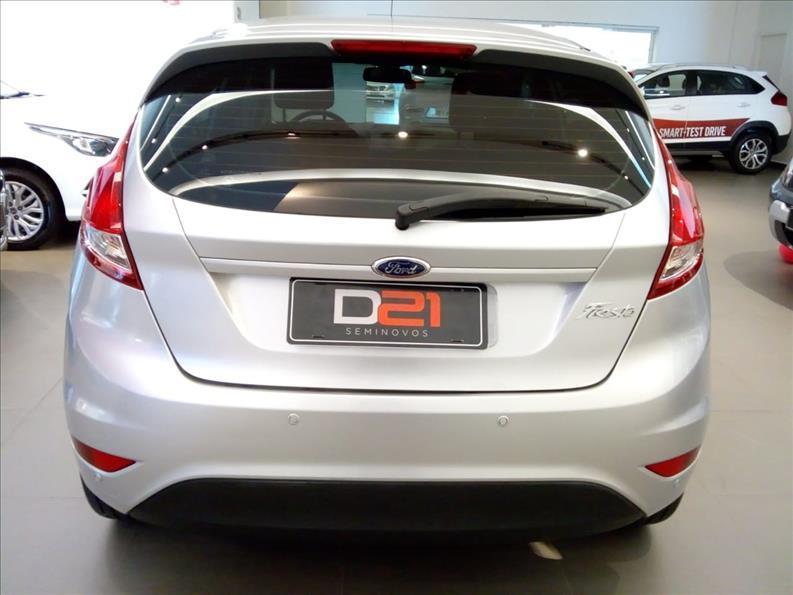 2015 Ford FIESTA 1.5 S Hatch 16V