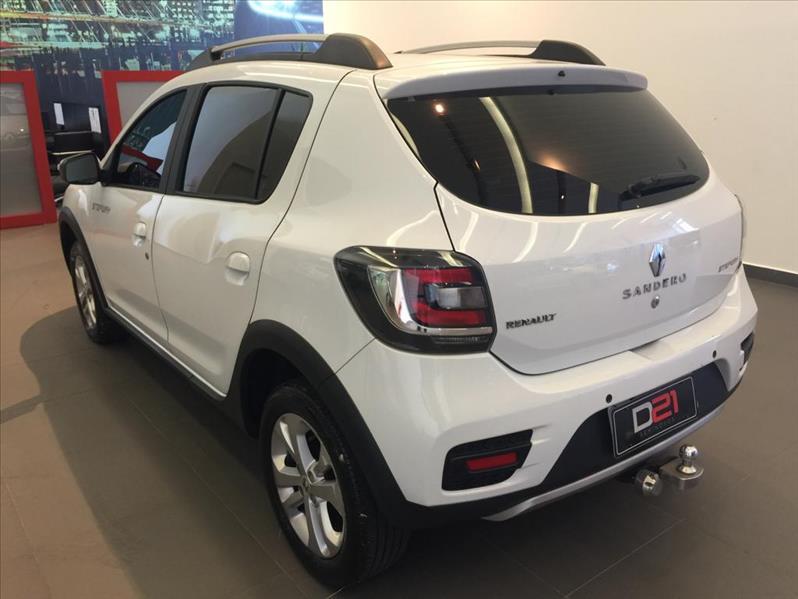2015 Renault SANDERO 1.6 Stepway 8V