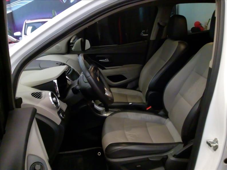 2015 Chevrolet TRACKER 1.8 MPFI LTZ 4X2 16V