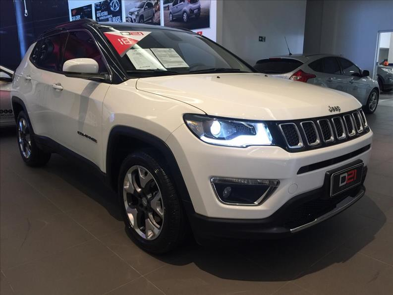 2018 Jeep COMPASS 2.0 16V Limited
