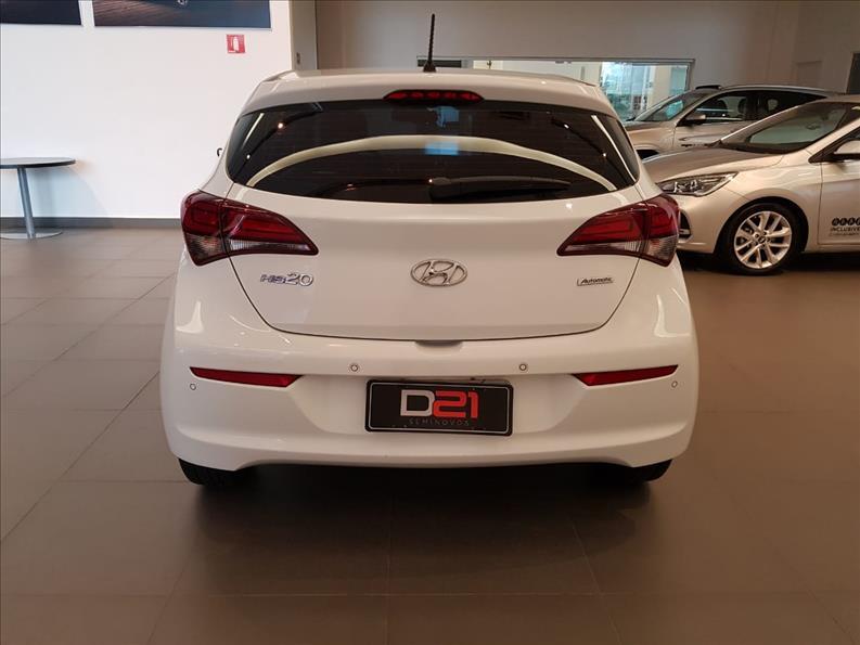 2018 Hyundai HB20 1.6 Premium 16V