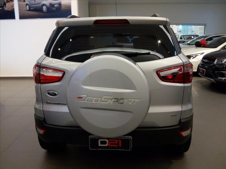 2017 Ford ECOSPORT 2.0 SE 16V