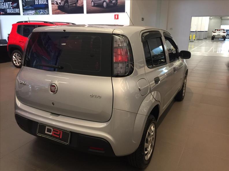 2018 FIAT UNO 1.0 Firefly Drive