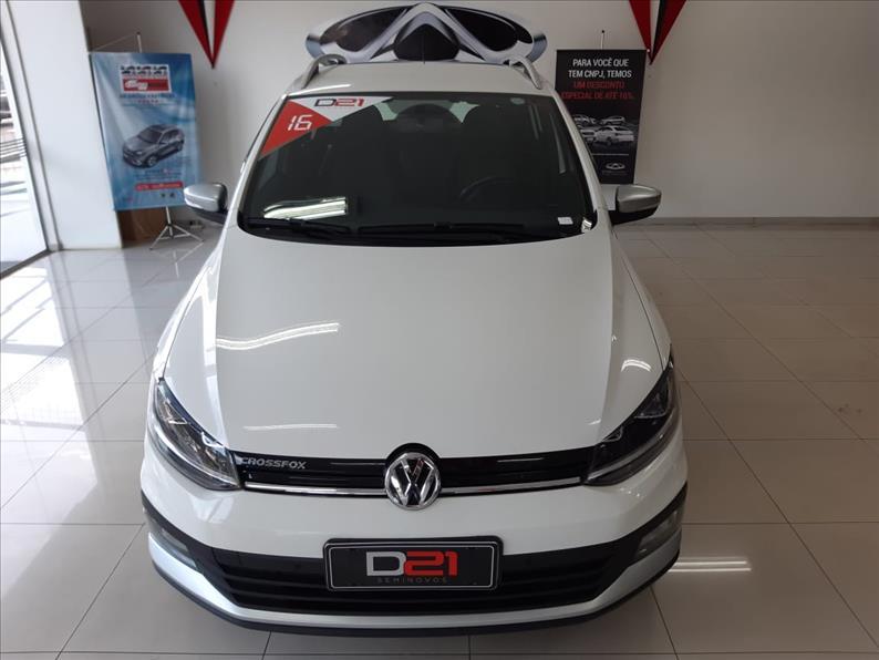 2016 Volkswagen CROSSFOX 1.6 MSI 16V