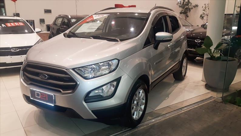 2018 Ford ECOSPORT 1.5 Ti-vct SE