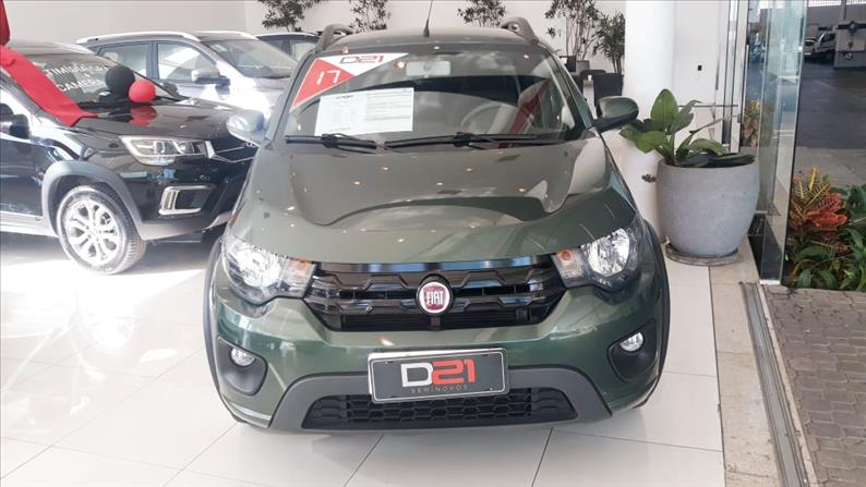 2017 FIAT MOBI 1.0 EVO WAY ON