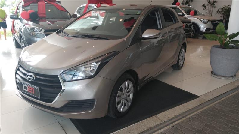 2018 Hyundai HB20 1.0 Comfort Plus 12V