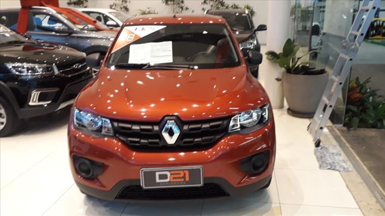 2018 Renault KWID 1.0 12V SCE ZEN