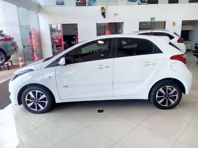 2018 Hyundai HB20 1.0 5 Anos 12V