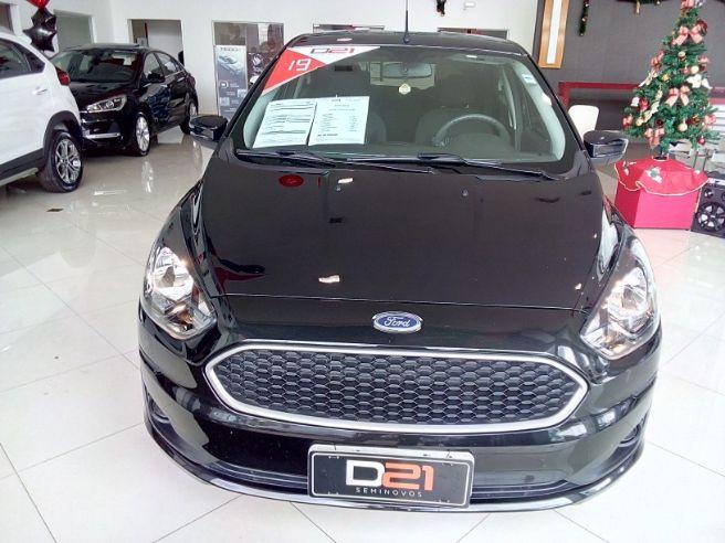 2019 Ford KA 1.0 SE 12V