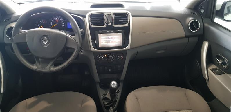 2017 Renault LOGAN 1.6 16V SCE Expression
