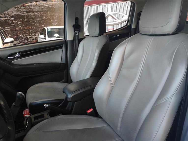 2015 Chevrolet S10 2.5 LTZ 4X2 CD 16V