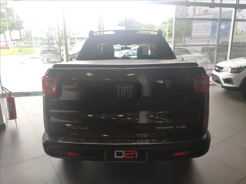 2017 FIAT TORO 2.4 16V Multiair Freedom AT9