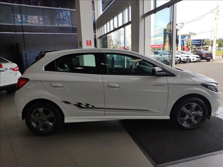 2018 Chevrolet ONIX 1.4 MPFI Effect 8V