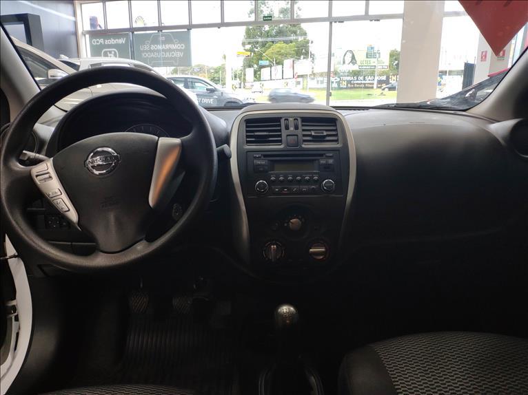 2017 Nissan VERSA 1.0 12V S