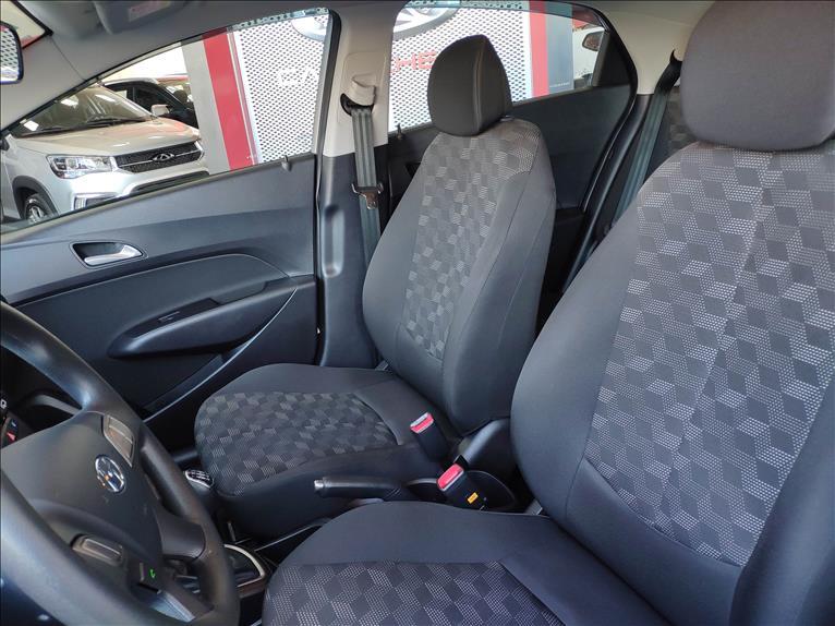 2019 Hyundai HB20 1.6 Comfort Plus 16V
