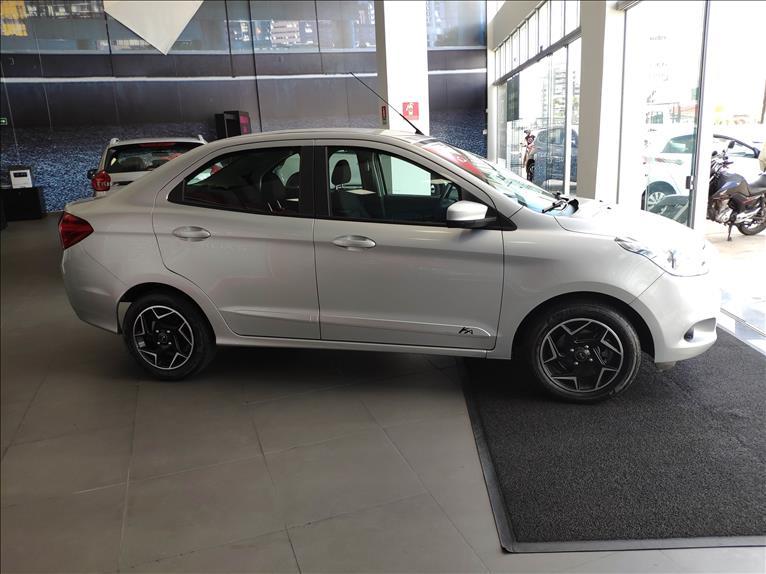 2018 Ford KA + 1.5 SE 16V