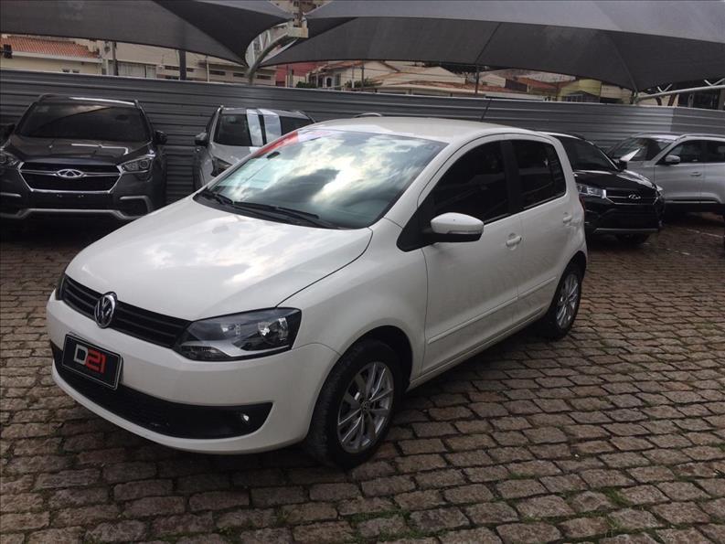 2014 Volkswagen FOX 1.0 MI 8V