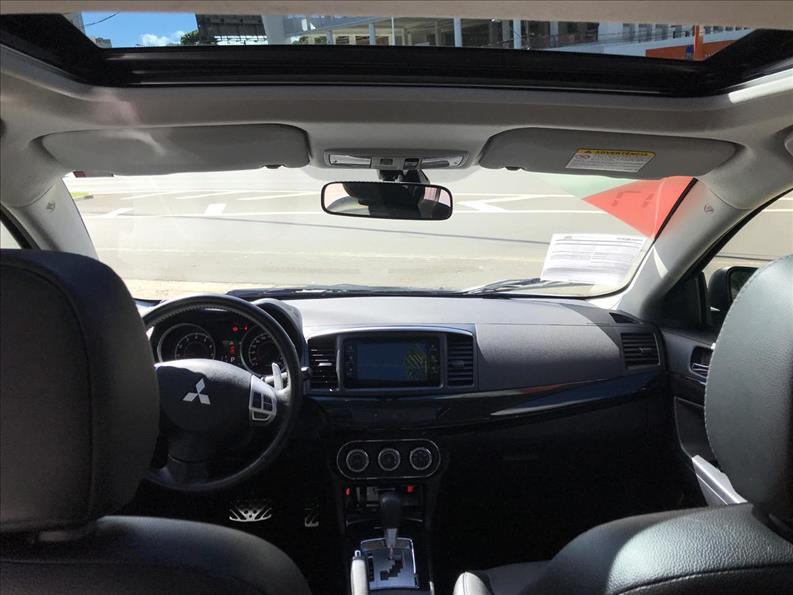 2017 Mitsubishi LANCER 2.0 GT 16V