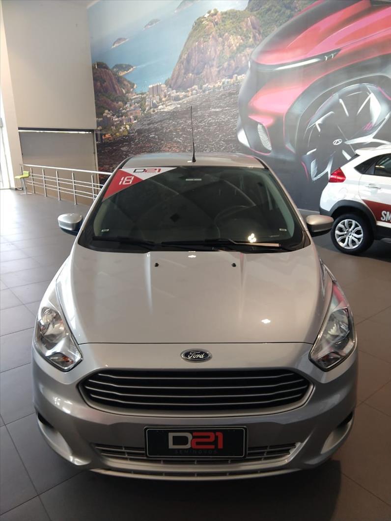 2018 Ford KA + 1.0 SE 12V