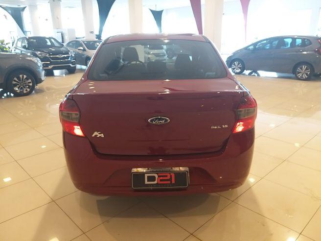 2017 Ford KA + 1.5 SEL 16V